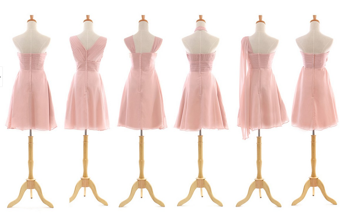 Blush pink bridesmaid dresses cheap bridesmaid dresses chiffon blush pink bridesmaid dresses cheap bridesmaid dresses chiffon bridesmaid dresses short bridesmaid dress ombrellifo Images