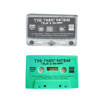 2nd Press:  The Front Bottoms - Talon of the Hawk (2 Tape Bundle)