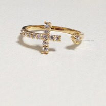 Cross Ring - WS