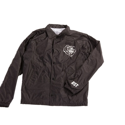 bst rose coach jacket