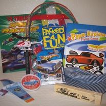 Packed 4 Fun THINGS THAT GO
