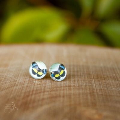 Butterfly studs - Thumbnail 1