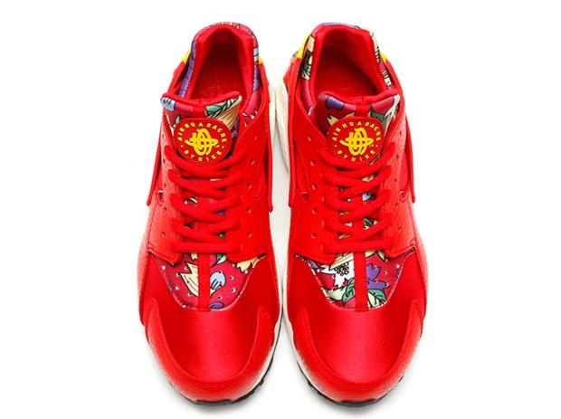 Huaraches Nike Womens Red