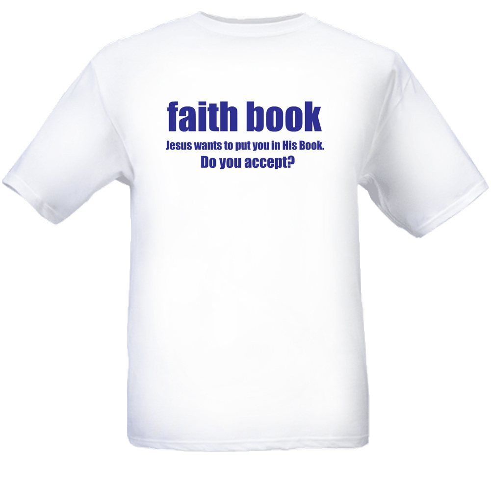 Simple guy t shirts faithbook t shirt online store for T shirts store online