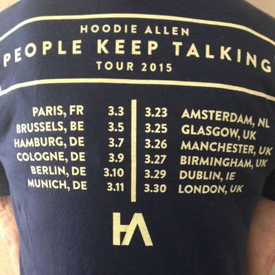 Hoodie allen concert tickets