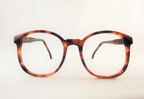 Glasses Frames Big W : Vintage Womens Dark Brown Tortoise Shell Eyeglasses, Big ...