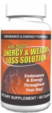 Am 5000 energy and weight loss solution