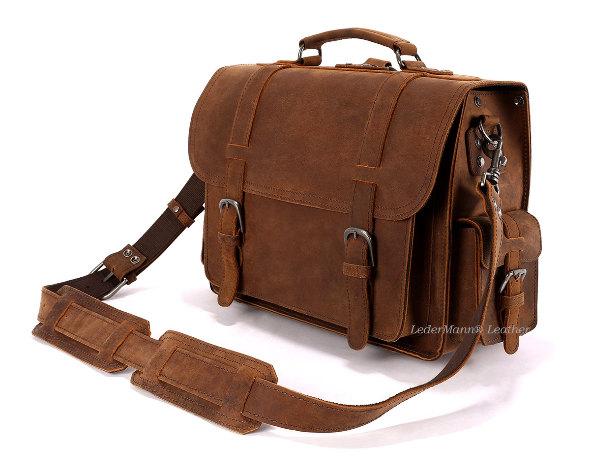 16'' Laptop Messenger Bag