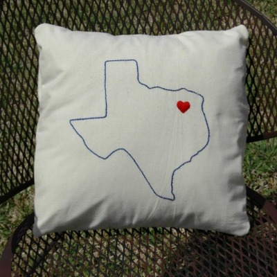 Stately love pillows - reg cover + mini pillow