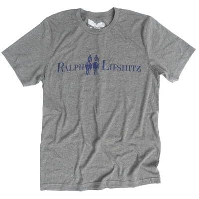 Ralph lifshitz - polo t-shirt by american anarchy brand