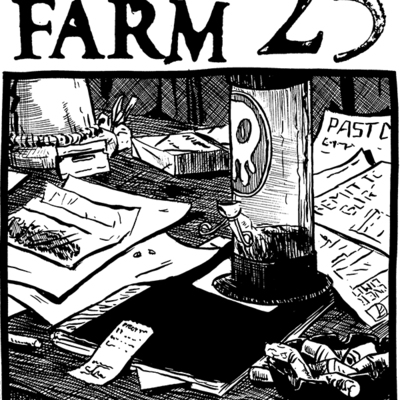 Plastic farm #22-#25 bundle