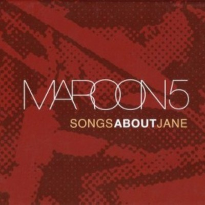 Maroon5-songs about jane 2xlp deluxe re-issue
