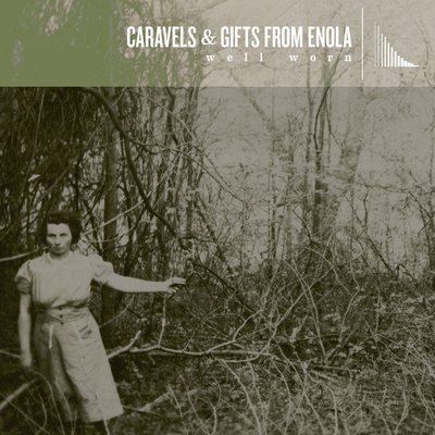 "Caravels / gifts from enola • well worn split 12"" ep"