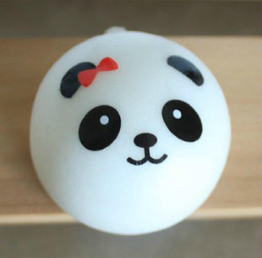 Super Squishy Panda Bun : 1 pc Random Jumbo Panda Bun squishy on Storenvy