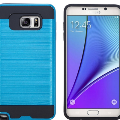 Galaxy note 5 - stunning, dual-layer armor case in assorted colors