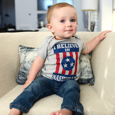 I believe in nashville (baby & toddler)