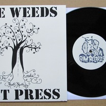 "The Weeds - Roots/Routes 10"" TEST PRESS"
