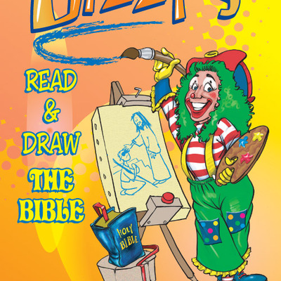 Dizzy's read & draw the bible volume 6