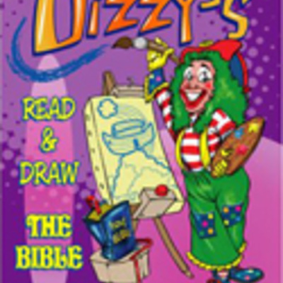 Dizzy's read & draw the bible volume 3