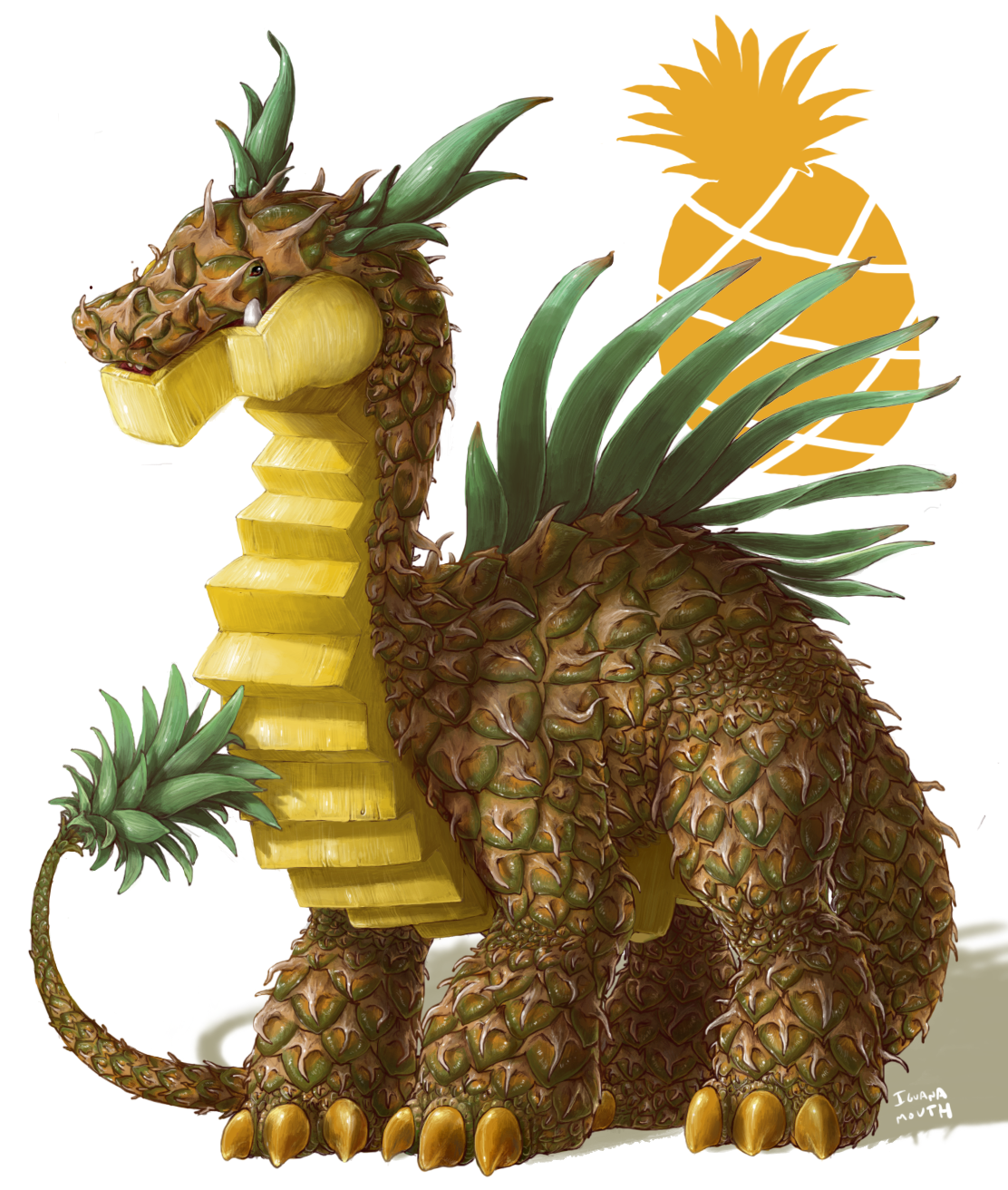 fruit dragons