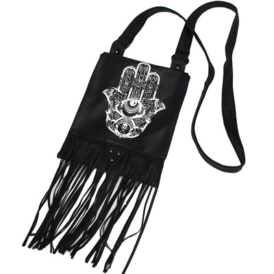 Sullen cleo hamsa saddle bag
