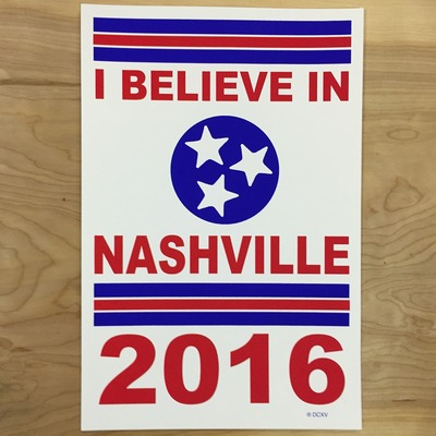 I believe 2016 - ltd. ed. print
