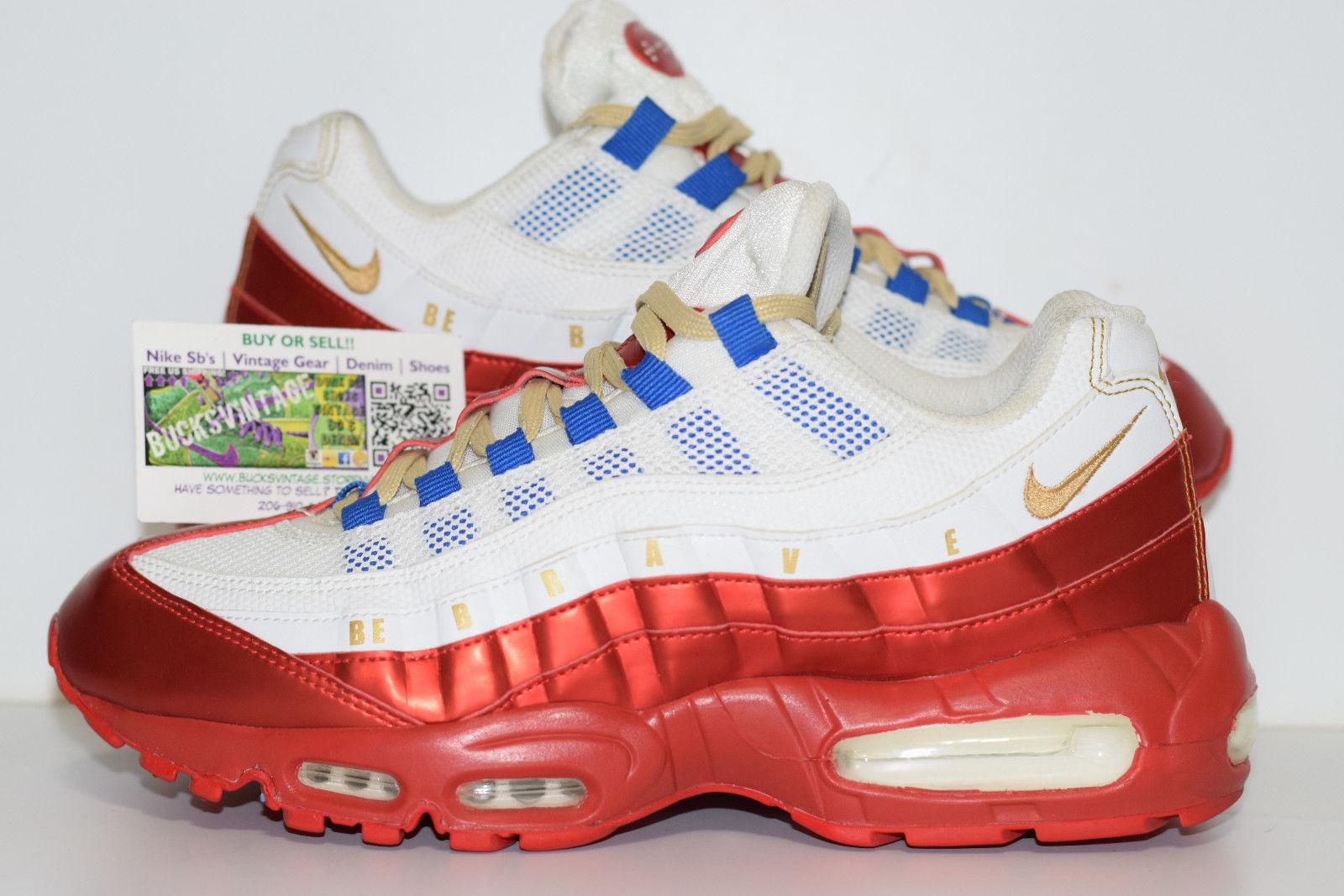 newest 41334 12082 Size 8 | 2011 Nike Air Max 95 Doernbecher Daniel Blair 507450-180 ...