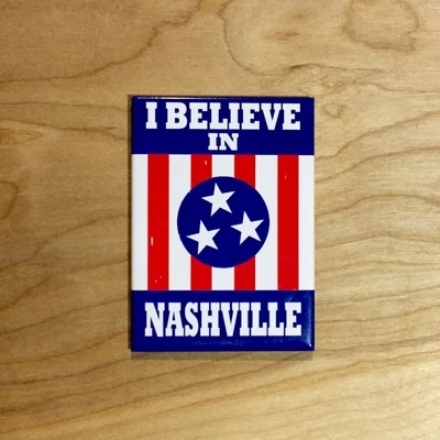 I believe fridge magnet