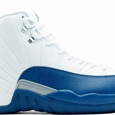 Jordan 12 french blue retro  xii 130690-113