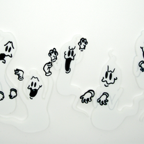 A Gaggle of Ghosties