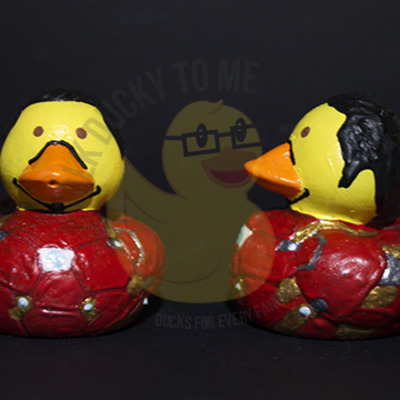 Ironman Rubber Duck · Talk Ducky to Me · Online Store Powered by ...