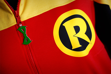 Robin Dcu Inspired Hoodie M Hoodied Online Store Powered By