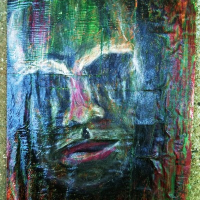 Pay it forward - marisol mckee art - untitled face