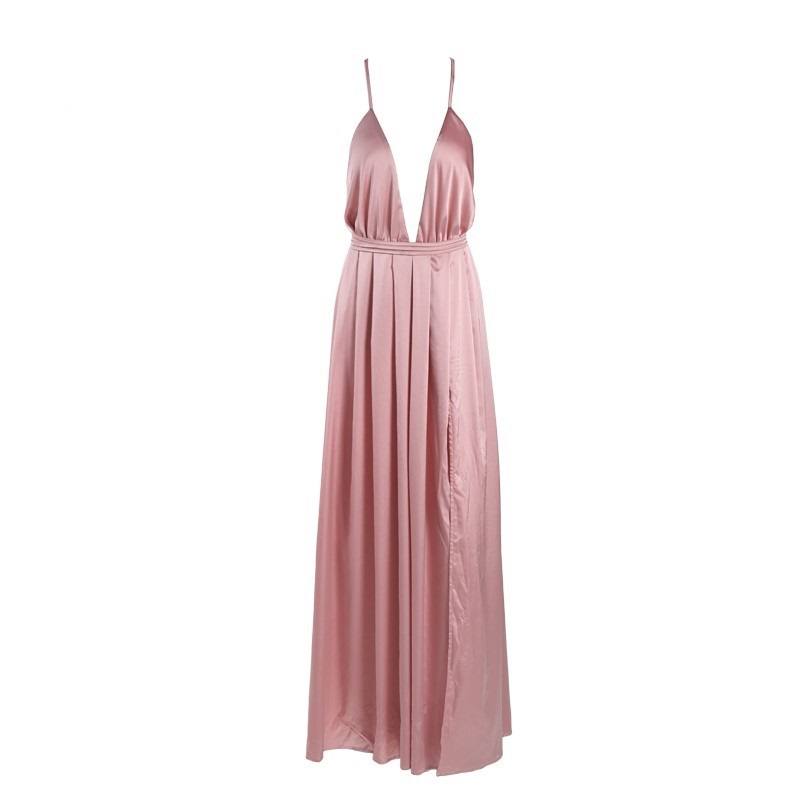 Long prom dresses, simple prom dresses, cheap prom dress, chiffon ...