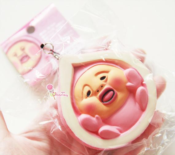 Rare Squishy Manufacturer : Rare* Kobito Zukan Kakuremomojiri Peach Squishy ? Uber Tiny ? Online Store Powered by Storenvy