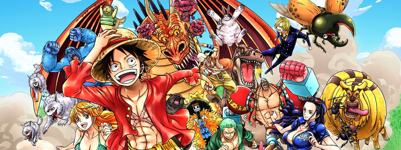 Chase Anime Japan War One Piece Fighting Action Pirates Adventure ...