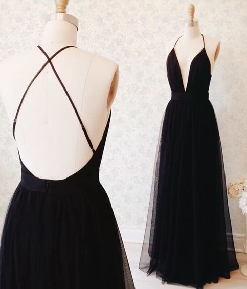 Simple Gowns