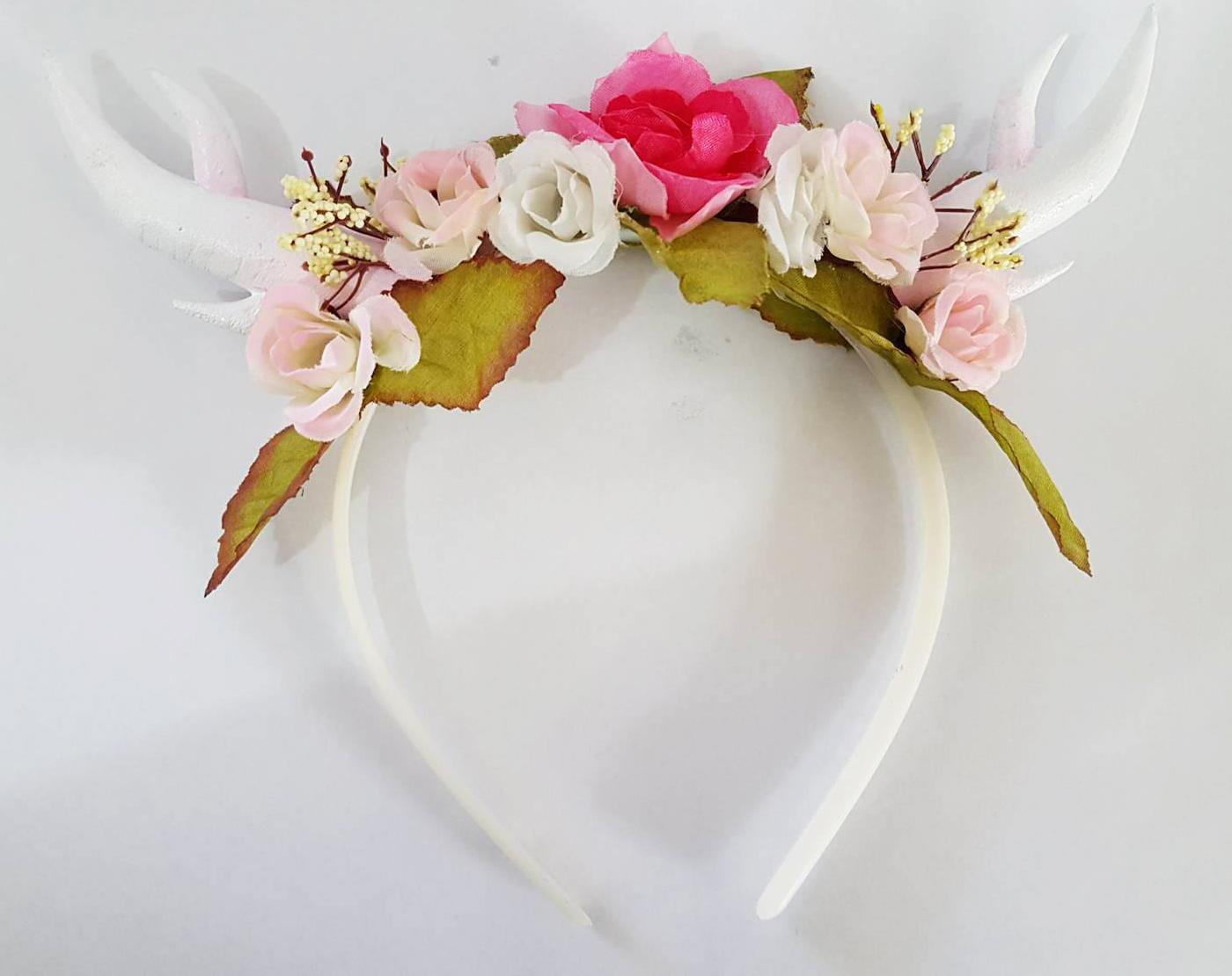 Deerie me flower crown mln online store powered by storenvy deerie me flower crown izmirmasajfo