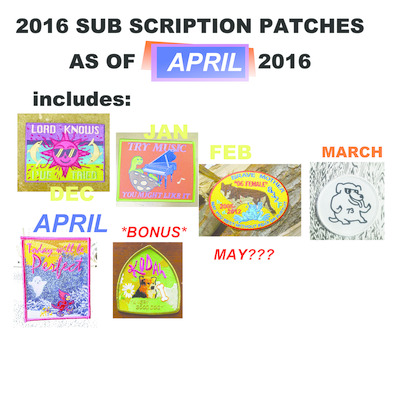 2016 patch subscription!!!!!!!!!
