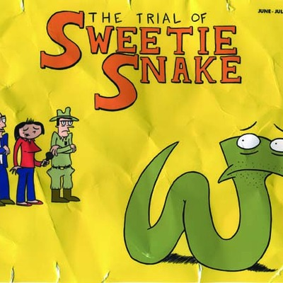 The trial of sweetie snake