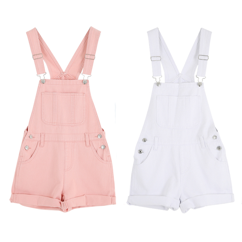 Pastel Overalls On Storenvy