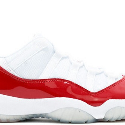 Jordan 11 xi retro og cherry  528895-102