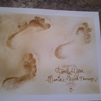 The Footprints Print (SOLD OUT)