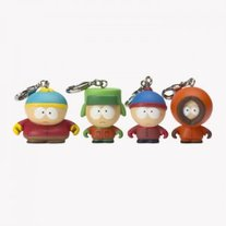 South Park - Zipper Pulls