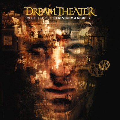 Dream Theatre-Metropolis Pt2:Scenes from a memory(180 gram, gatefold sleeve, hand numbered /3000)