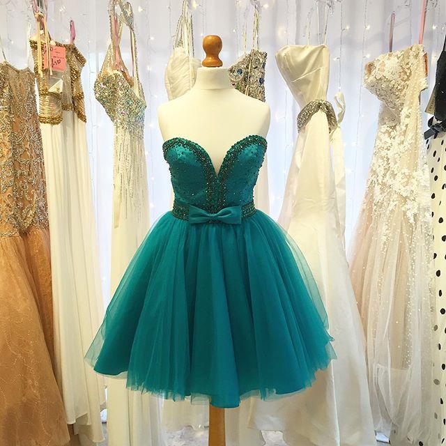 Simple Mini Prom Dresses