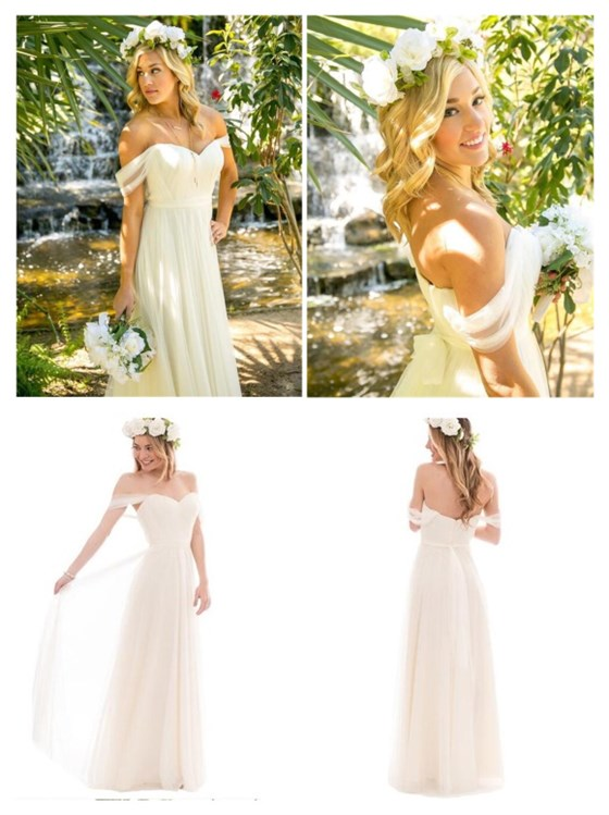 Convertible Bridesmaid Dresses,Popular Tulle bridesmaid dress ...