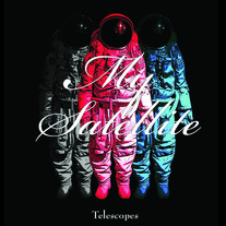 Telescopes EP on CD