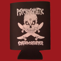 Psychosomatic Beer Koozie
