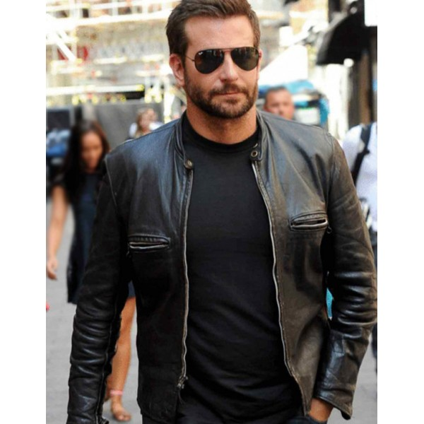 Mens leather jacket, New Mens motorcycle jacket, Mens black biker ...
